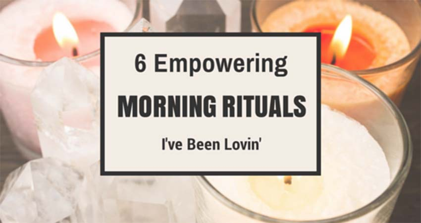 Advice from the Experts: The Healthiest Morning Ritual You Should Do